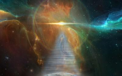 Cosmic Stairway
